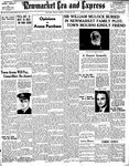 Newmarket Era and Express (Newmarket, ON)5 Oct 1944
