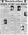Newmarket Era and Express (Newmarket, ON)19 Oct 1944