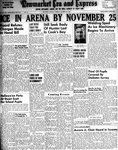 Newmarket Era and Express (Newmarket, ON), October 27, 1949