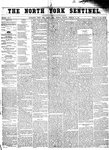 North York Sentinel (Newmarket, ON)14 Feb 1856