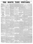 North York Sentinel (Newmarket, ON)17 Apr 1856