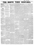 North York Sentinel (Newmarket, ON), May 8, 1856