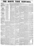 North York Sentinel (Newmarket, ON), May 22, 1856