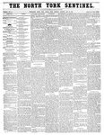 North York Sentinel (Newmarket, ON)29 May 1856