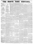 North York Sentinel (Newmarket, ON), July 3, 1856