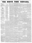 North York Sentinel (Newmarket, ON)10 Jul 1856