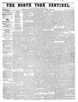 North York Sentinel (Newmarket, ON), July 24, 1856