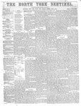North York Sentinel (Newmarket, ON), July 31, 1856