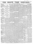 North York Sentinel (Newmarket, ON), August 7, 1856