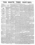 North York Sentinel (Newmarket, ON), September 11, 1856