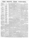 North York Sentinel (Newmarket, ON), September 18, 1856