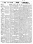 North York Sentinel (Newmarket, ON), October 2, 1856
