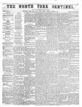 North York Sentinel (Newmarket, ON), October 9, 1856