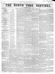 North York Sentinel (Newmarket, ON), October 23, 1856