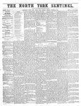 North York Sentinel (Newmarket, ON), October 30, 1856