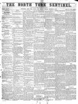 North York Sentinel (Newmarket, ON), November 13, 1856