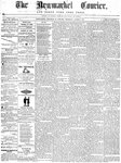 Newmarket Courier (Newmarket, ON)11 Mar 1875