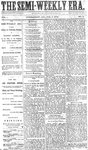 Semi-Weekly Era (Newmarket, ON), January 4, 1875