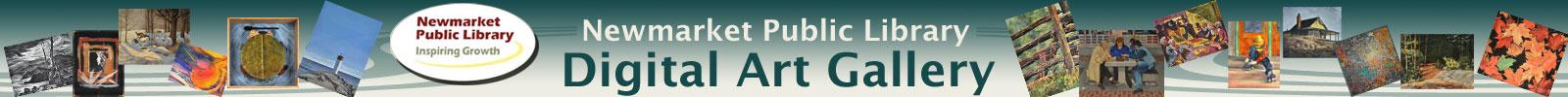 Newmarket Public Library - Digital Art Gallery