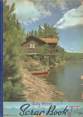 Clearwater, Nipigon, Newspaper Articles, July 71 - June 72