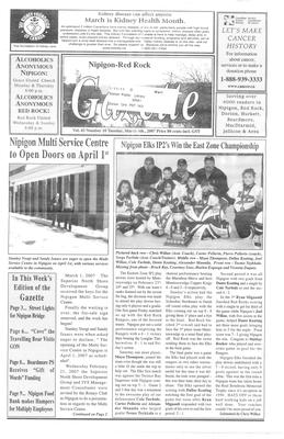 Nipigon Red-Rock Gazette, 6 Mar 2007