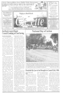 Nipigon Red-Rock Gazette, 3 Jul 2007