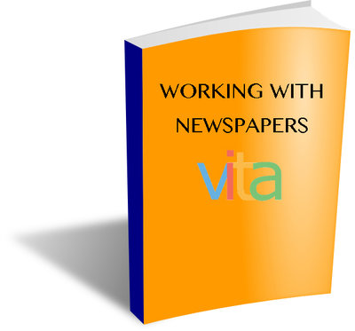 VITA Toolkit Training Manuals: Working with Newspapers