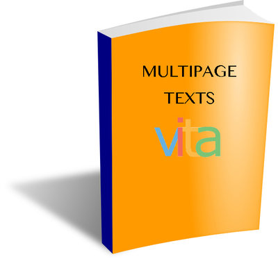 Multipage Text Documents