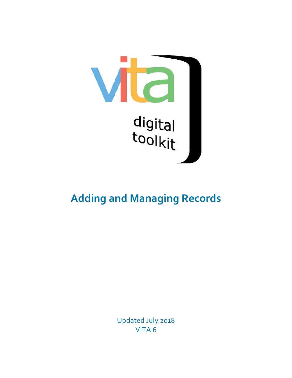 Adding and Managing Records