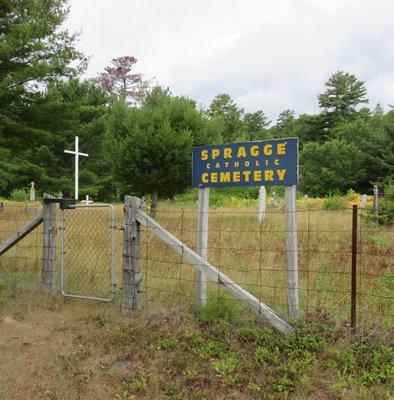 Spragge Roman Catholic Cemetery