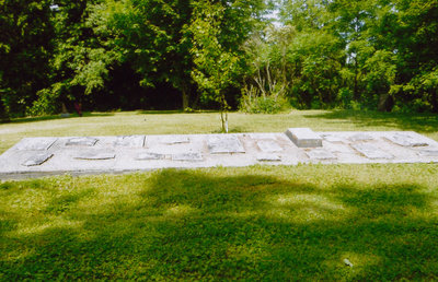 First Line Cemetery