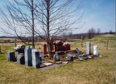 Vesta United Church Cemetery