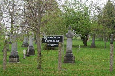 Monticello United Church Cemetery