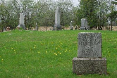 South Luther Ebenezer Presbyterian Cemetery