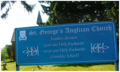 St. George's Anglican Cemetery