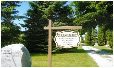 St. John's Community Cemetery
