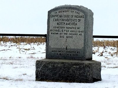 Chippewa Indian Cemetery
