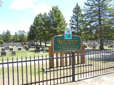 Hutcheson Memorial Cemetery