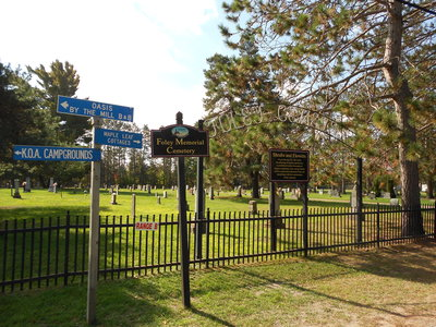 Foley Memorial Cemetery
