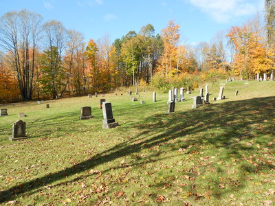 Loring Pioneer Cemetery