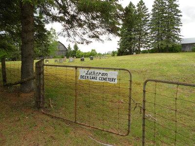 (Lutheran) Deer Lake Cemetery