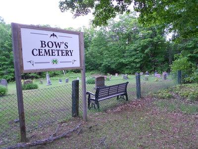 Bow's Cemetery