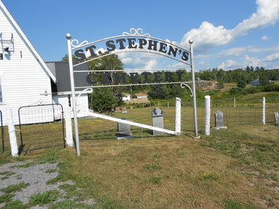 St. Stephen's (Anglican) Cemetery