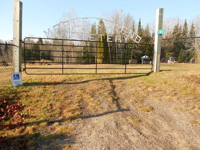Maple Island Community Cemetery