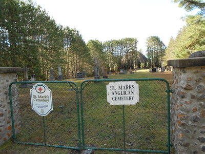 St. Mark's (Anglican) Cemetery