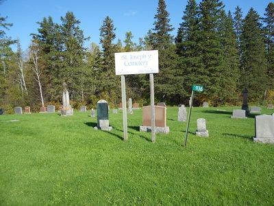 St. Joseph's Cemetery