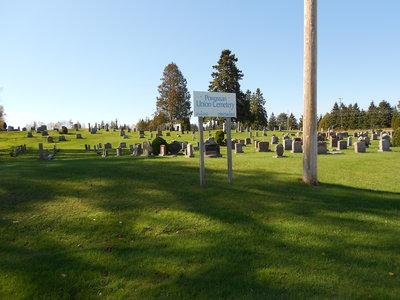 Powassan Union Cemetery