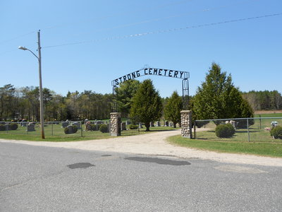Strong Community Cemetery