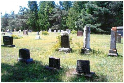 Meldrum Bay Cemetery