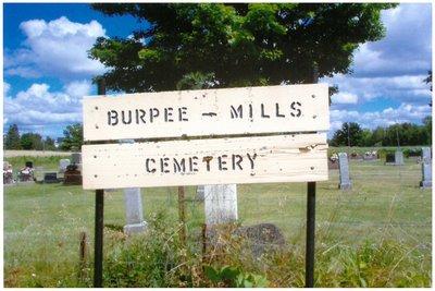 Burpee-Mills Cemetery